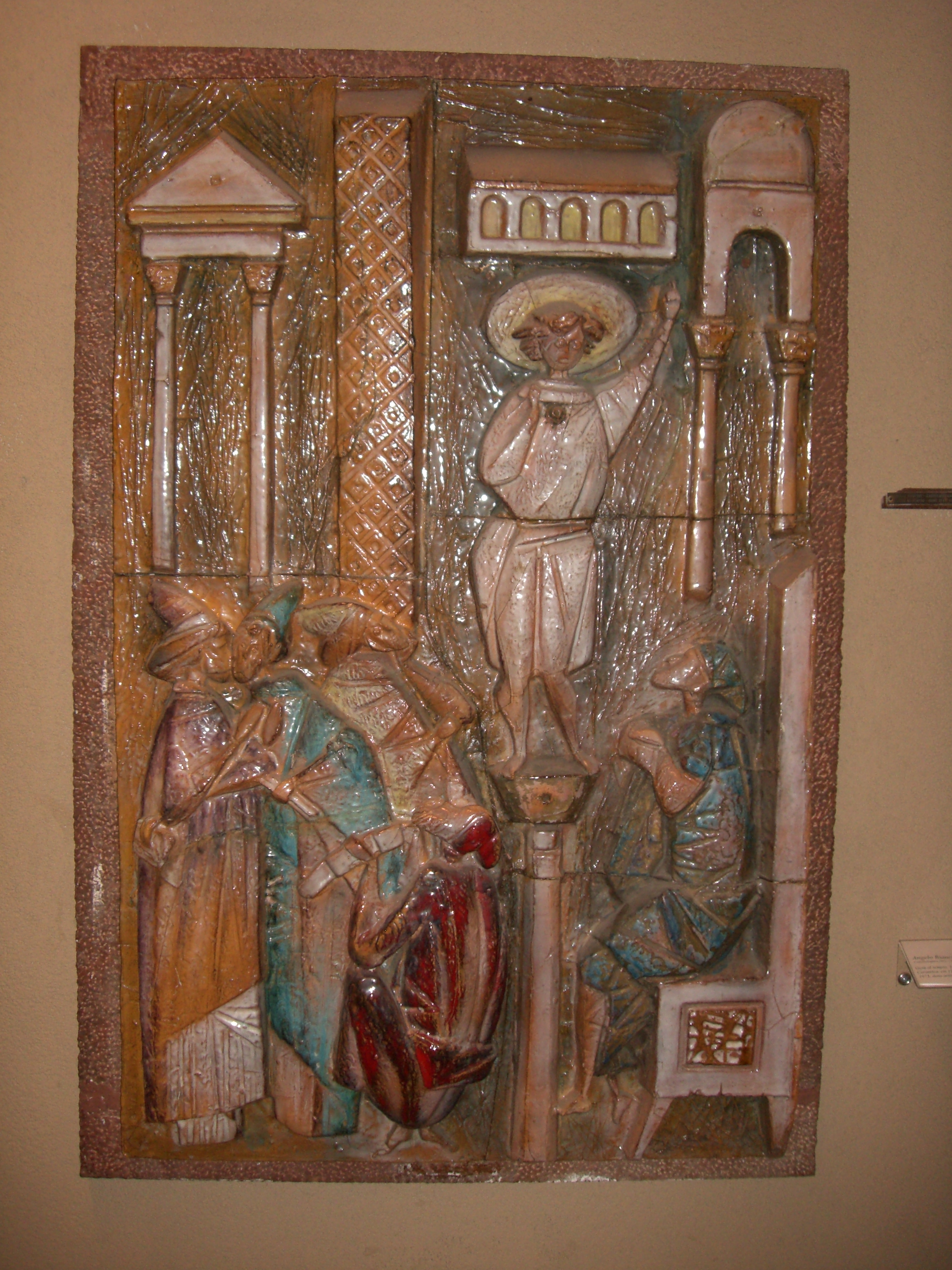 Modern Classroom Essay ~ Vatican museum collection of modern religious art