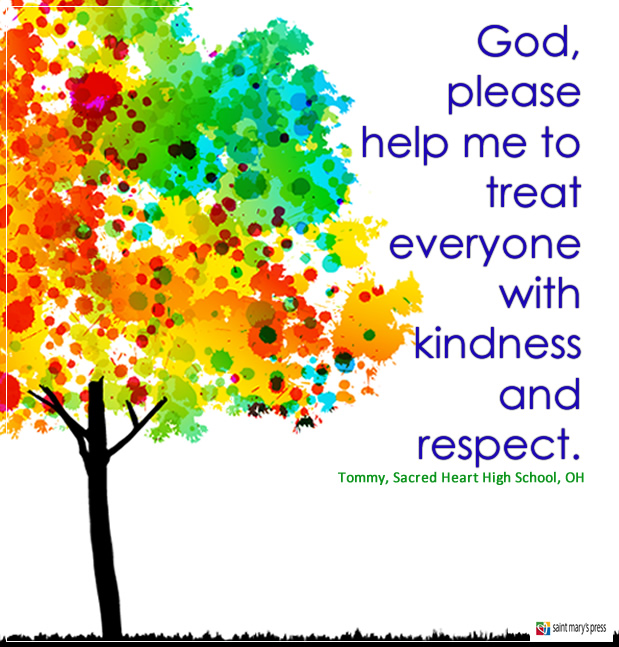 Kindness and Respect | Saint Mary's Press