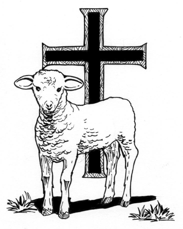 Paschal Lamb Saint Mary S Press