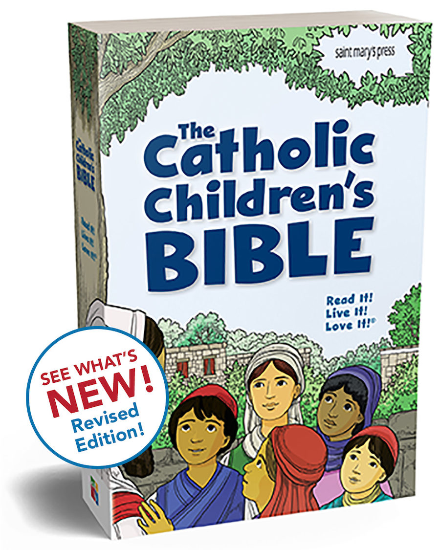 The Catholic Children's Bible | Saint Mary's Press