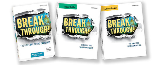 Breakthrough! | Saint Mary's Press