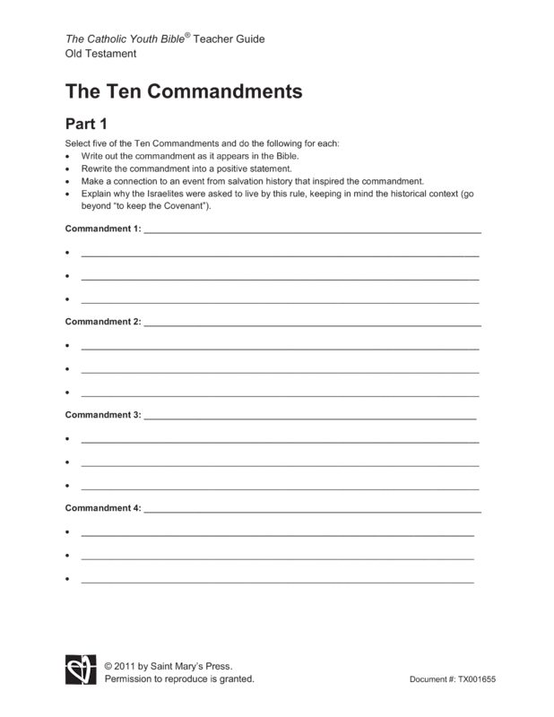 """the ten commandments 3 essay In the paper """"ten commandments by god"""" the author discusses the ten commandments, which form the foundation of morality and ideal behaviour."""