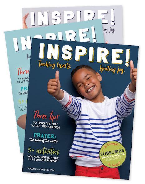 Inspire! magazine