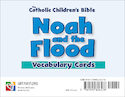 Noah and the Flood Vocabulary Cards