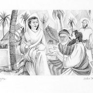 Judges 4-5 Illustration - Deborah