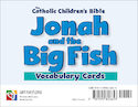 Jonah and the Big Fish Vocabulary Cards