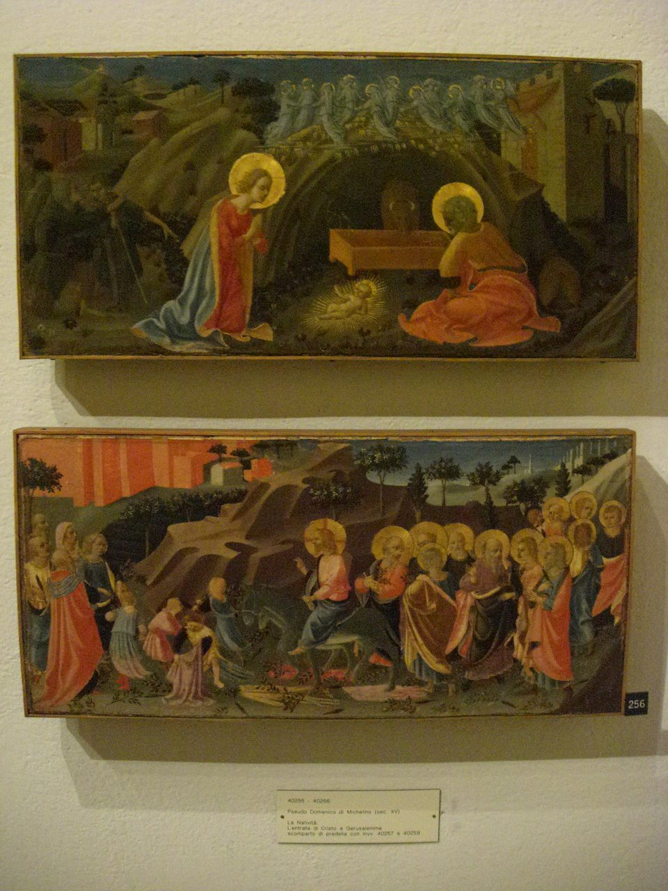 Vatican Museum Pinacoteca (Art Gallery): The Nativity