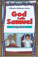 God Calls Samuel Bible Big Book