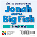 Jonah and the Big Fish Tell It! Cards