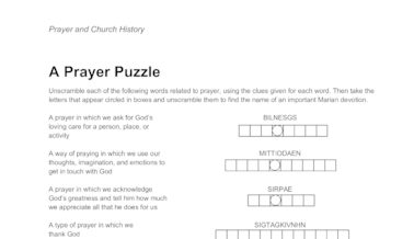 Crosswords and Word Activities | Saint Mary's Press