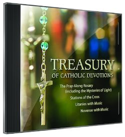 Treasury Of Catholic Devotions