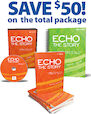 Echo the Story Package