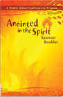 Anointed in the Spirit Sponsor Booklet