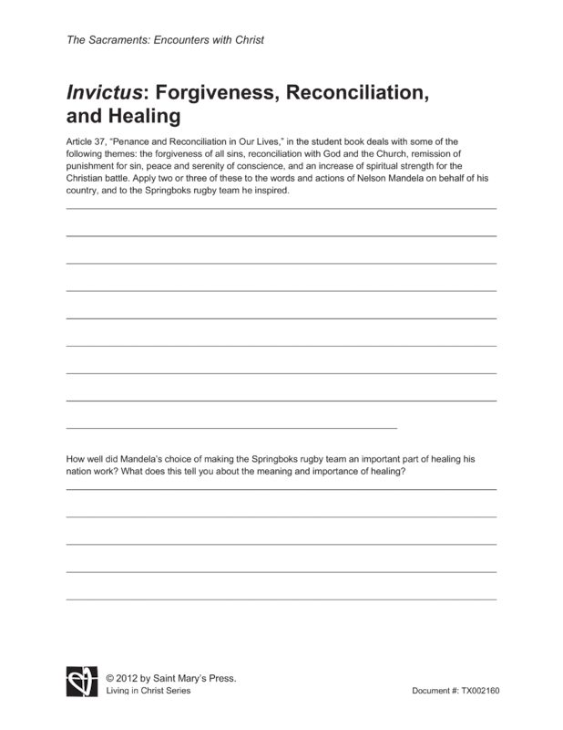 essay on forgiveness heals