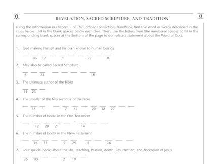 Crosswords And Word Activities Saint Mary S Press