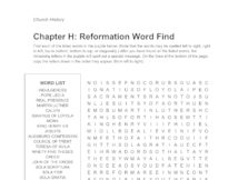 Crosswords and Word Activities | Saint Mary's Press