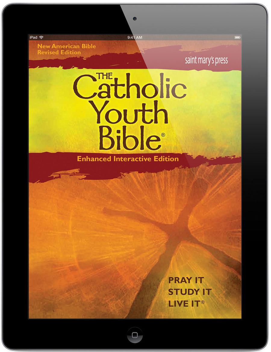 Catholic teen bible study