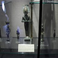 Egyptian Artifacts at Vatican Museum