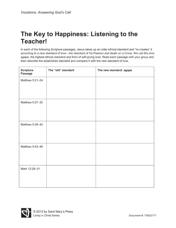 Love is the key to happiness essay