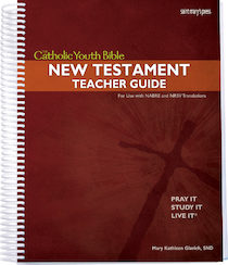 The Catholic Youth Bible Teacher Guide New Testament