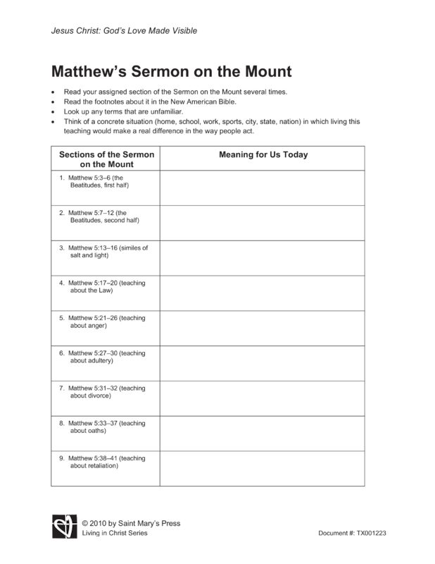 essay on sermon on the mount The sermon on the mount essay writing service, custom the sermon on the mount papers, term papers, free the sermon on the mount samples, research papers, help.