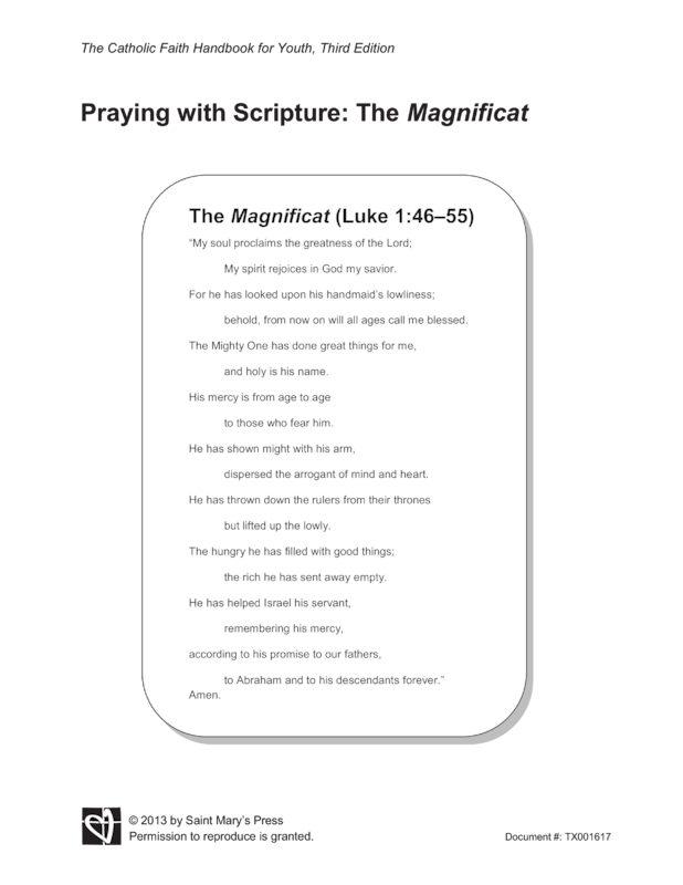 Essay on catholic mass