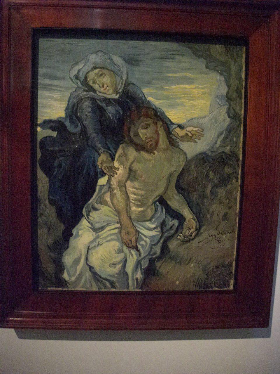 Modern Classroom Quiz ~ Vatican museum collection of modern religious art