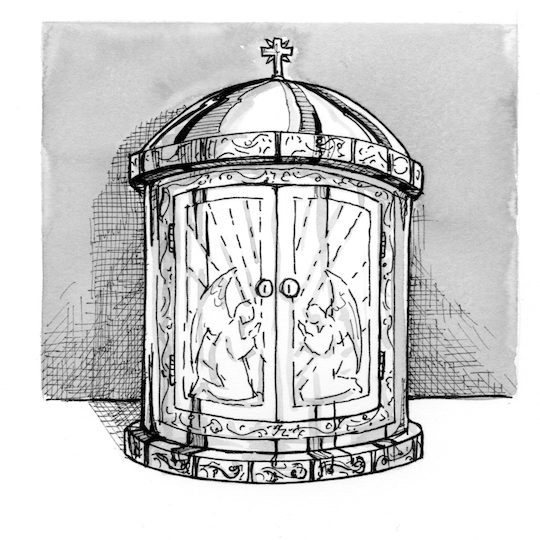 signs and symbols tabernacle - Tabernacle Coloring Pages Free