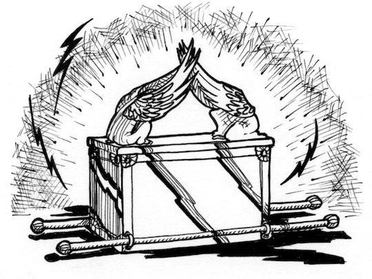 Ark of the Covenant  Saint Marys Press