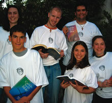 """YES! Youth Engaging Scripture"""