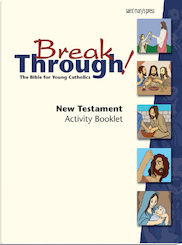 New Testament Activity Booklet for Breakthrough!