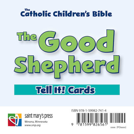 The Good Shepherd Tell It! Cards