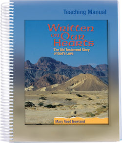 Teaching Manual for Written on Our Hearts (2002)