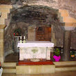Cave Chapel of Mary's Birthplace - Saint Anne's Church, Jerusalem, Israel