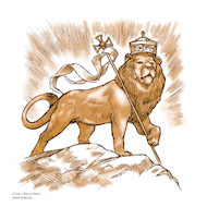Jesus, the Lion of Judah