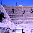 Ampitheater in Caesarea