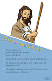 Breakthrough! Bible People Poster Pack, New Testament