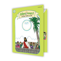 Discover! Finding Faith in Life (School) - Grade 4