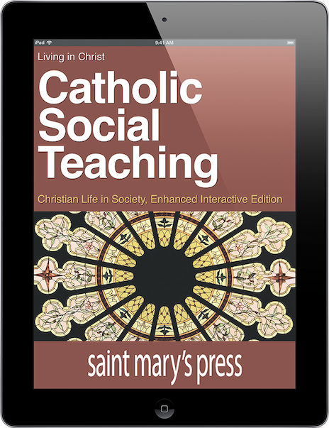catholic social teachings in life These lesson plans cover each of the seven themes of catholic social teaching (united states conference of catholic bishops) for grades 1-8 they illustrate each principle of catholic social teaching through stories about catholic relief services' beneficiaries overseas.