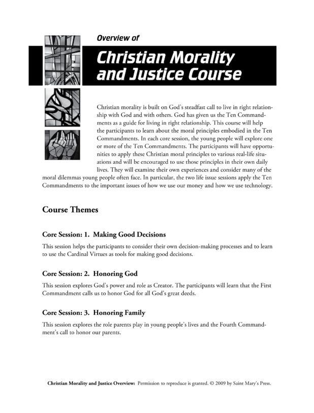 an overview of feminism and christian ethics Brief overview of themes in christian feminist theologies it then offers rationale   feminist christian ethics by elizabeth bettenhausen, karen bloomquist, and.