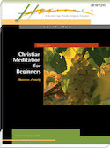 Christian Meditation for Beginners