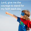 Courage to be Faithful