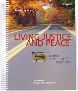 Teaching Manual for Living Justice and Peace