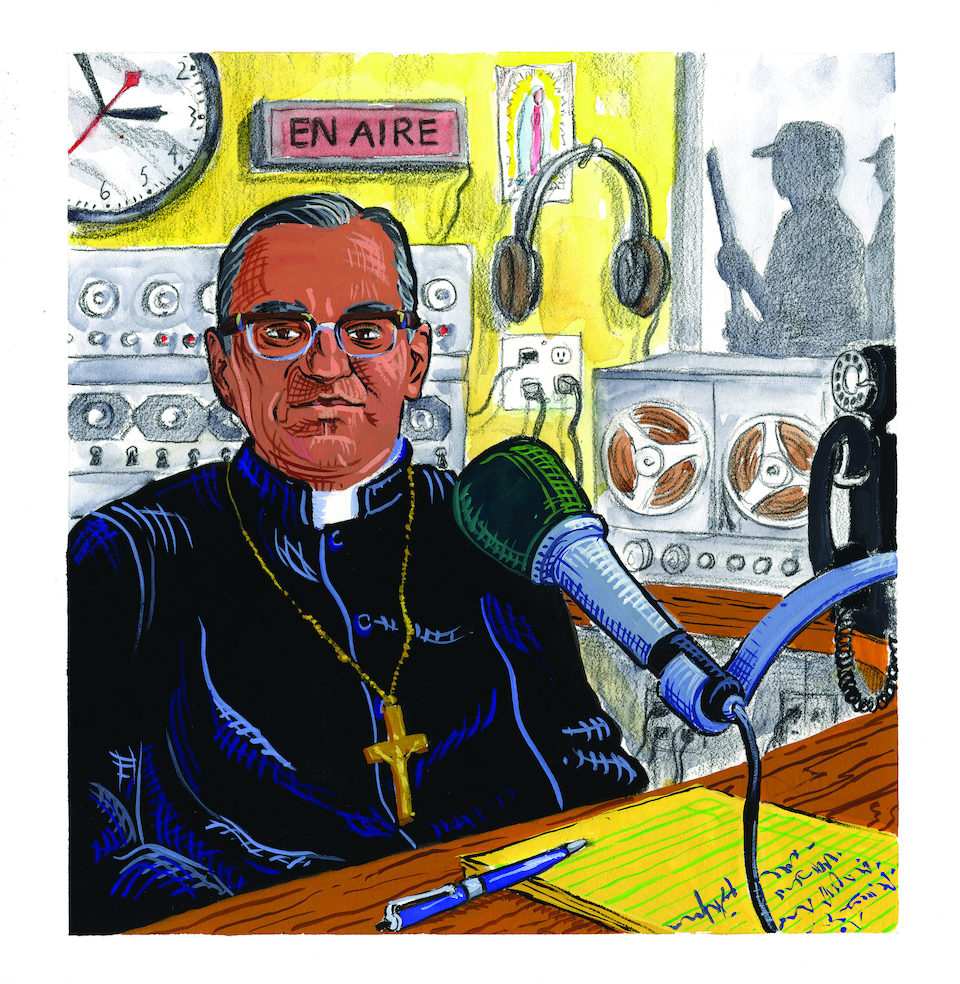 archbishop oscar romero movie essays Out-of-classvideos here is list of videos peace and justice videos - out-of-classvideos here romero - movie based on the life of archbishop oscar romero.