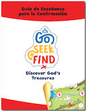 GO Seek Find Confirmation  Teaching Guide (Spanish)