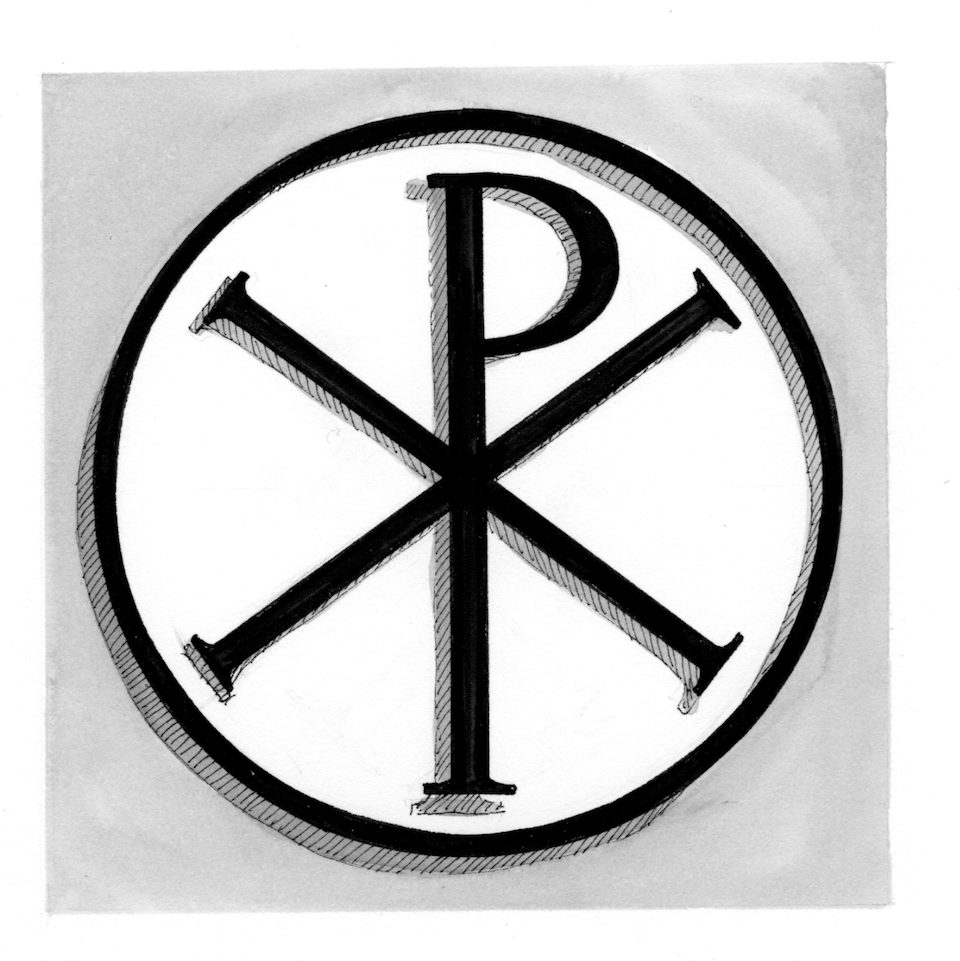 Signs And Symbols Chi Rho Saint Marys Press