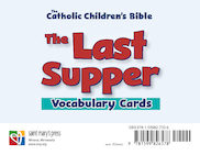 The Last Supper Vocabulary Cards