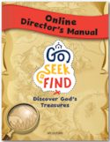 Online Director's Manual for Go Seek Find