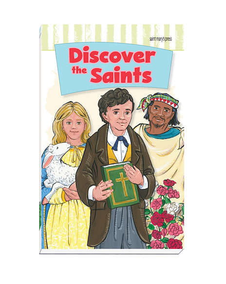 Discover the Saints book