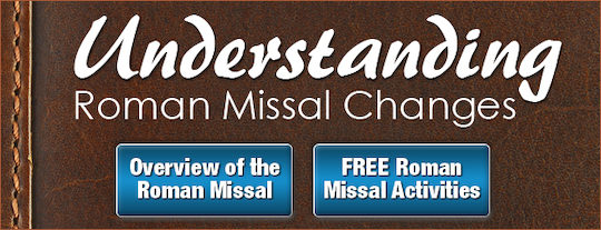 Roman Missal Changes